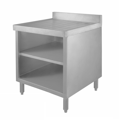 KTI Underbar Glass Storage Unit