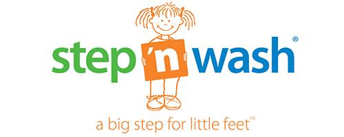 Step 'N Wash