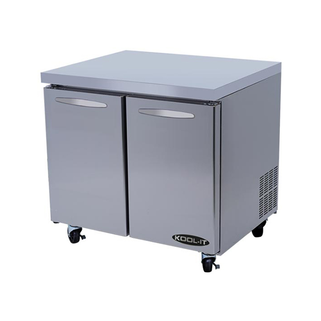 Kool It Undercounter Refrigerator Kucr 36 2 36 Ipa Supply